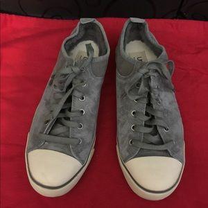 UGG Australia Grey Evers Sneakers